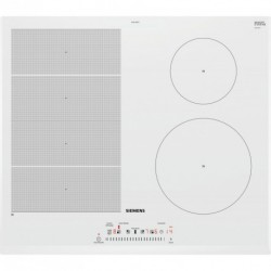 SIEMENS - TABLE FLEXINDUCTION TOUCHSLIDER BLANCHE