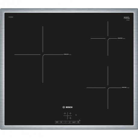 BOSH - PUC645BB1E TABLE 3INDUCTION TOUCHSELECT INOX