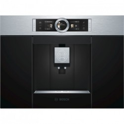 BOSH - CTL636ES1 MACHINE EXPRESSO ENCASTRABLE INOX