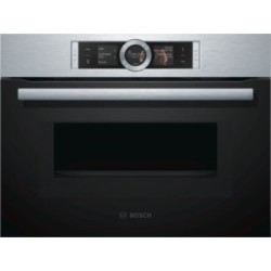 BOSCH - CMG636BS1 FOUR COMPACT ECOCLEAN H45 45L INOX